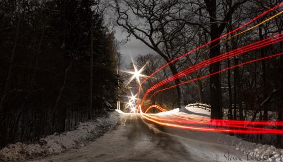 Laser Trails